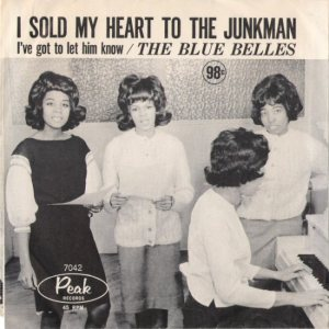 BLUE BELLES - STARLETS - 1962 A