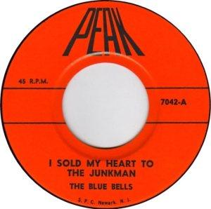 BLUE BELLES - STARLETS - 1962 B