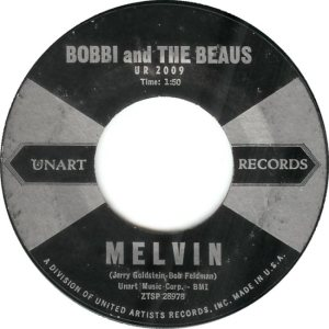 BOBBI & BEAUS - 1959 B