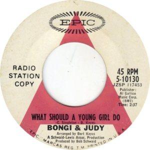 BONGI & JUDY - 1967 01 C