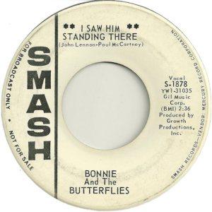 BONNIE & BUTTERFLIES - 1964 A