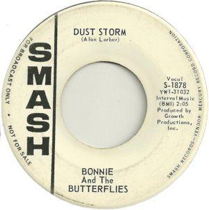 BONNIE & BUTTERFLIES - 1964 B