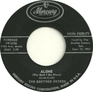 BROYTHER SISTERS - 57 A