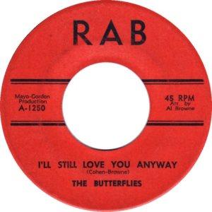 BUTTERFLIES - 1966 A