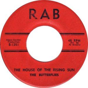 BUTTERFLIES - 1966 B