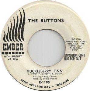 BUTTONS - 1964 EMBER A
