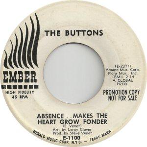 BUTTONS - 1964 EMBER B
