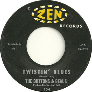 BUTTONS AND BEAUS - 63 B