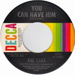 CAKE - 1967 D
