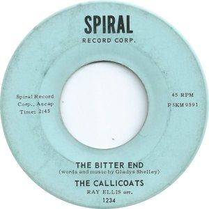 CALLICOATS - S1963 A