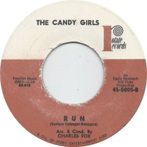CANDY GIRLS - 1964 B