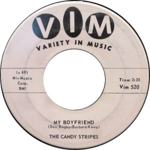 CANDY STRIPES 60S A