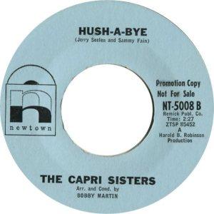 CAPRI SISTERS - NEWTON 62 B