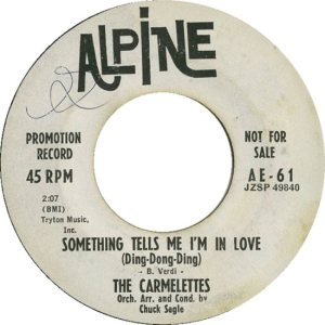 CARMELETTES - 59 A