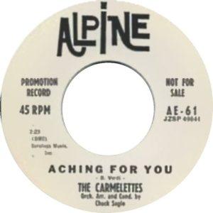 CARMELETTES - 59 B