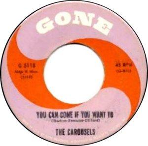 CAROUSELS - 62 GONE A VAR
