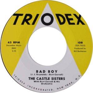 CASTLE SISTERS - 61 - TRIODEX B