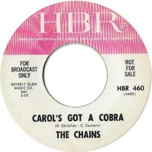 CHAINS - 1966 A