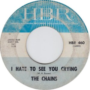 CHAINS - 1966 B