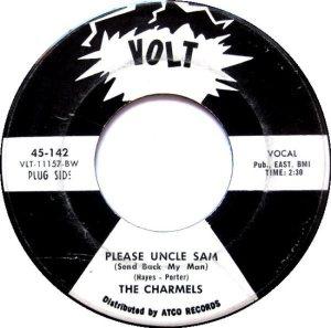 CHARMELS - 1966 VOLT A