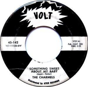 CHARMELS - 1966 VOLT B