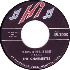 CHARMETTES - 1958 A