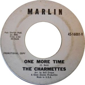 CHARMETTES - ON MARLIN A