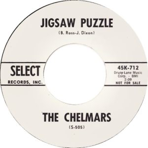 CHELMARS - 62 A