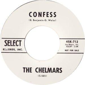 CHELMARS - 62 B