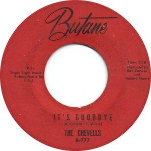 CHEVELLS - 63 B