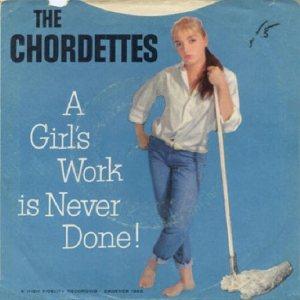 CHORDETTES 59 B