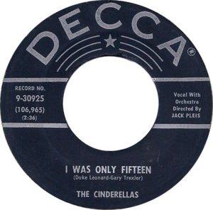 CINDERELLAS - 59 D A