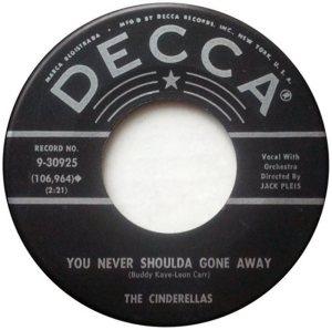 CINDERELLAS - 59 D B