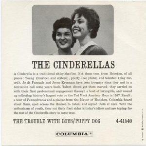 CINDERELLAS - 60 COL B