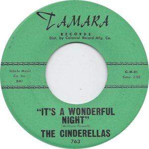 CINDERELLAS - 64 A
