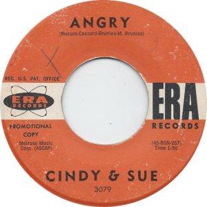 CINDY & SUE - 62 A