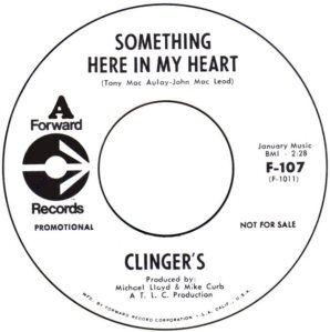 CLINGERS - FOR 69 A