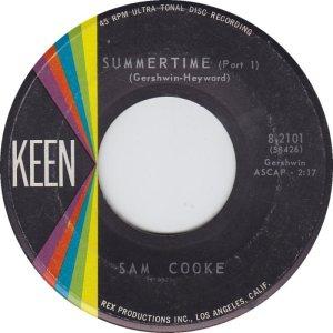 COOKE - 45 KEEN 2101 A