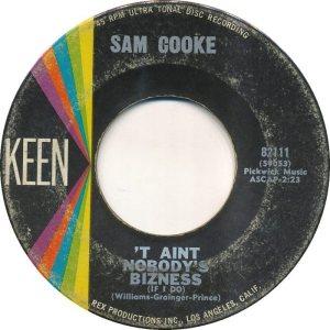 COOKE - 45 KEEN 2111 A