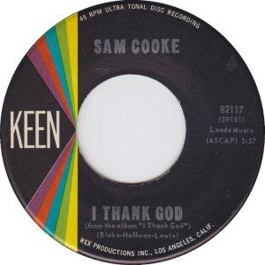 COOKE - 45 KEEN 2117 B