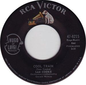 COOKE - 45 RCA 8215 D