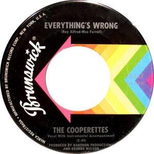 COOPERETTES - 1967 A