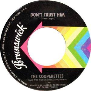 COOPERETTES - 1967 B