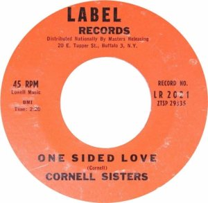 CORNELL SISTERS - 59 LB A