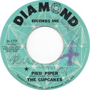CUPCAKES - 1965 - A