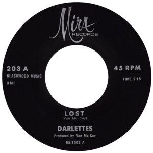 DARLETTES - 1965 A