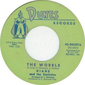 DIANE & DARLETTES - 62 B