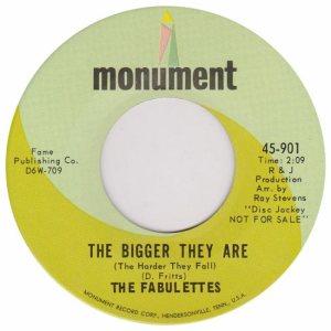 FABULETTES - 1965 B