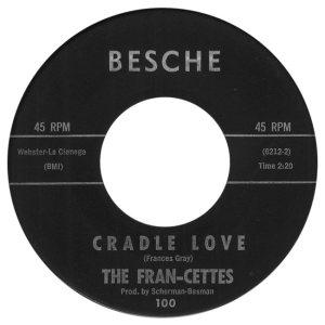 FRAN-CETTES - 1963 B