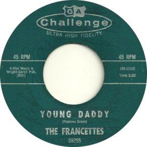 FRANCETTES - 1964 A